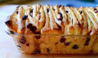 מתכון להכנת לחם מפורק בעל טעם נהדר