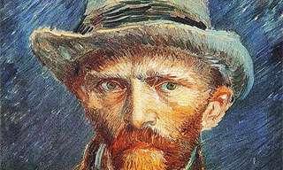 מפגן גרפי מיוחד של כובעים בציורים מפורסמים