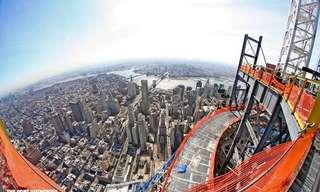 בניין מרכז הסחר העולמי החדש בניו יורק
