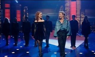 """המופע שהתחיל את הכל: ההופעה של """"ריברדאנס"""" באירוויזיון 1994"""