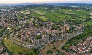 12 ערים ועיירות שהשתמרו מימי הביניים