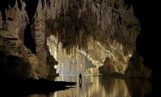 צילומים מרהיבים של מערות ייחודיות מכל העולם
