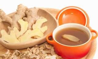 10 תרופות ביתיות לכאבי בטן