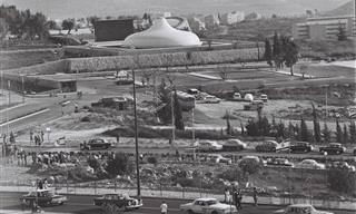 אוסף תמונות נוסטלגיות של ירושלים בשחור לבן שהופכות לתיעוד בצבע מההווה