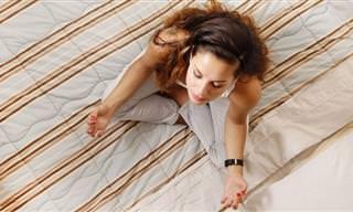 5 תרגילים פשוטים שמרגיעים את הגוף ומספקים שנת ישרים