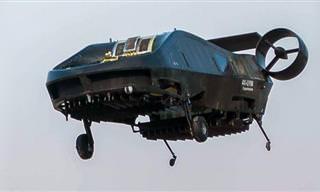 """AirMule - המכונית המעופפת של צה""""ל"""