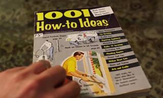 טיפים יעילים וגאוניים מתוך ספר משנות ה-60