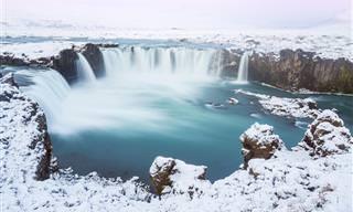 רגע לפני שהחורף נגמר, צפו בתמונות אחרונות של שלג מרחבי העולם