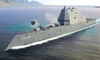 """הזומוולט: ספינת הקרב החמקנית של ארה""""ב"""