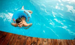 כיצד שחיה לילדים יכולה לשנות את חייהם?