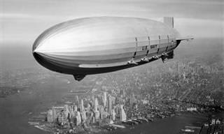 הכירו את סיפורן המדהים של נושאות המטוסים המעופפות
