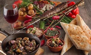 5 מתכונים לארוחה נהדרת ומגוונת מהמטבח הגיאורגי