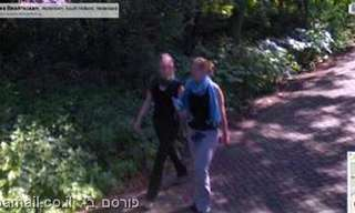 """Google Earth הופך אותך ל""""אח הגדול"""""""