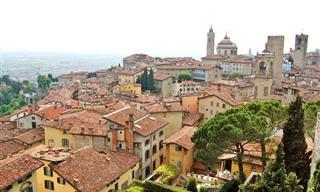 10 אטרקציות מובילות בעיר ברגמו שבאיטליה