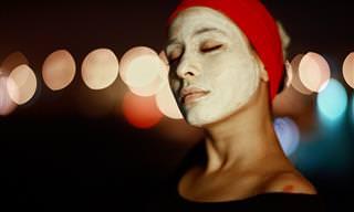 10 מסכות פנים לעור בריא שאפשר להכין בבית