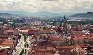 הכירו את העיר קלוז' נאפוקה בעזרת סרטון מרהיב