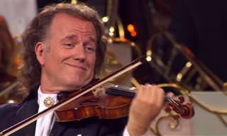 האזינו לביצוע נפלא של אנדרה ריו ליצירה אהובה של מוצרט