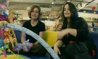 איזה צעצועים מומלץ לקנות לתינוק ומדוע?