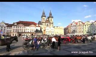 הסרטון המרהיב הזה יסביר לכם למה כל כך כדאי לבקר בפראג
