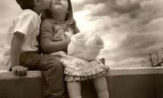 מה חושבים הילדים על נישואים?