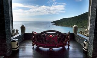 12 בתי מלון מיוחדים במינם מכל העולם