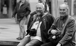 יתרונות מצחיקים של זקנה