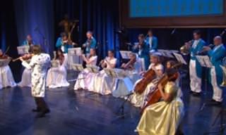 מלכי הוואלס: קונצרט נפלא של אדווין מרטון