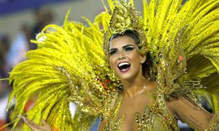 תמונות מדהימות וצבעוניות מקרנבל ברזיל לשנת 2016