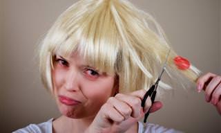 נבדק ונמצא: השיטות היעילות להסרת מסטיק שנדבק לשיער