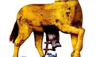 זהירות, יש לך סוס טרויאני בטלפון - מתיחה קורעת!