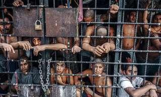תנאי המעצר הקשים באל סלבדור