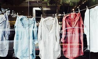9 דרכים יעילות להיפטר מכתמי דיו על הבגדים
