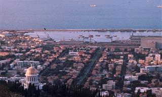 19 תמונות היסטוריות של חיפה