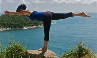 10 תרגילים ותוספות לשגרה היומית לשיפור ושימור יכולת שיווי המשקל