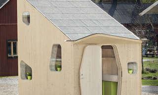 בית חכם לסטודנטים בגודל 10 מטרים