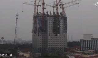 3 קומות ביום - הנורמה החדשה בסין