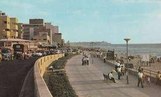 תמונות היסטוריות של העיר תל אביב