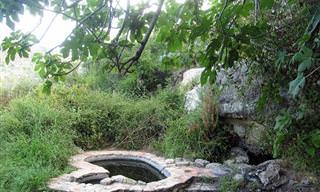 מעיינות ומקורות מים באזור המרכז וירושלים