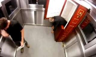 מתים עליה במעלית - מתיחה מפחידה!