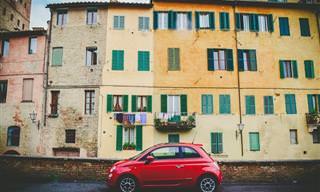 ארבע עובדות על מכוניות קטנות