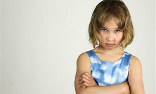 10 סימנים לכך שהילדים שלכם עקשנים במיוחד