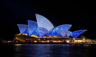 מפה אינטראקטיבית לטיול ביבשת אוסטרליה