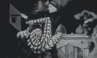 החלילן והנחשה - מופע ריקוד חלקלק