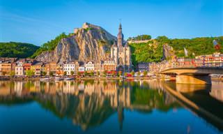 10 המקומות היפים והקסומים ביותר בבלגיה