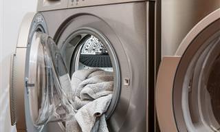 8 פריטים שאפשר וצריך להכניס למכונת הכביסה