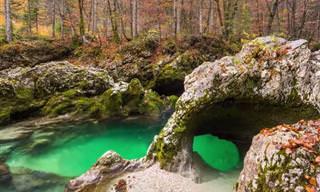 היופי הטבעי עוצר הנשימה של קרואטיה וסלובניה