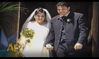 מפשלים ביום המאושר ביותר בחייהם! פספוסי חתונות קורעים!