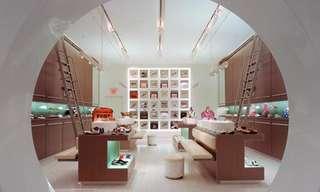 חנויות הנעליים הכי מגניבות בעולם!!