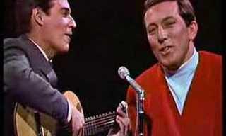 וויליאמס ואנטוניו שרים יחד בוסה-נובה