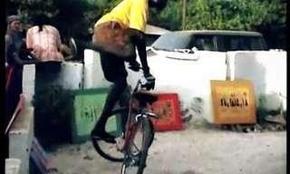 פעלולי אופניים מדהימים בסנגאל